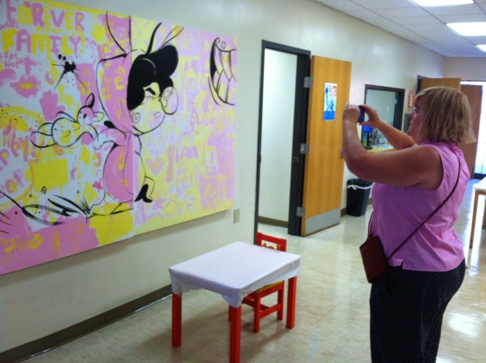 Neighbors' Exhibit Celebrates Community Artwork