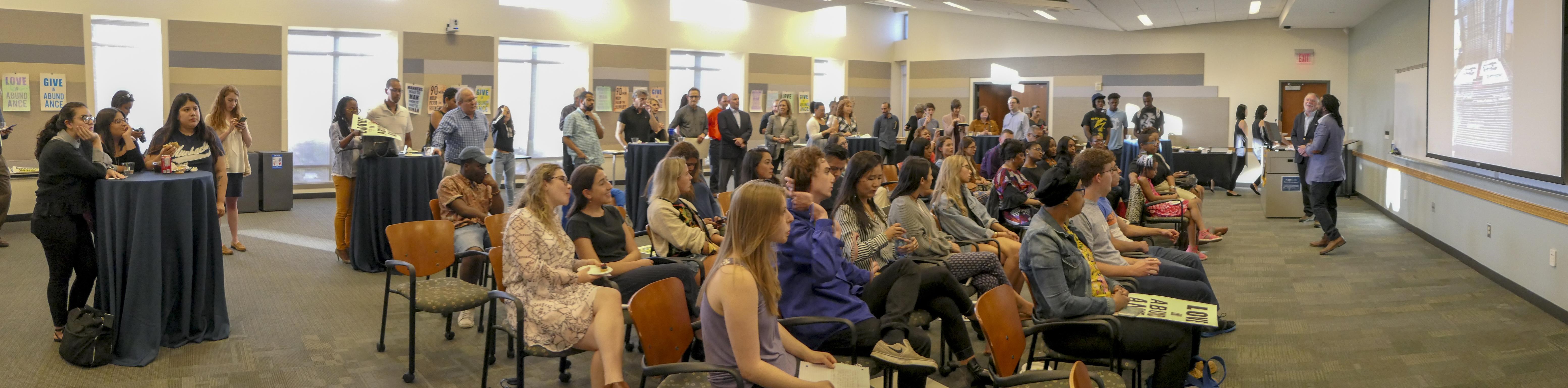 220 Art + Social Engagement Project Unveiling 04302018